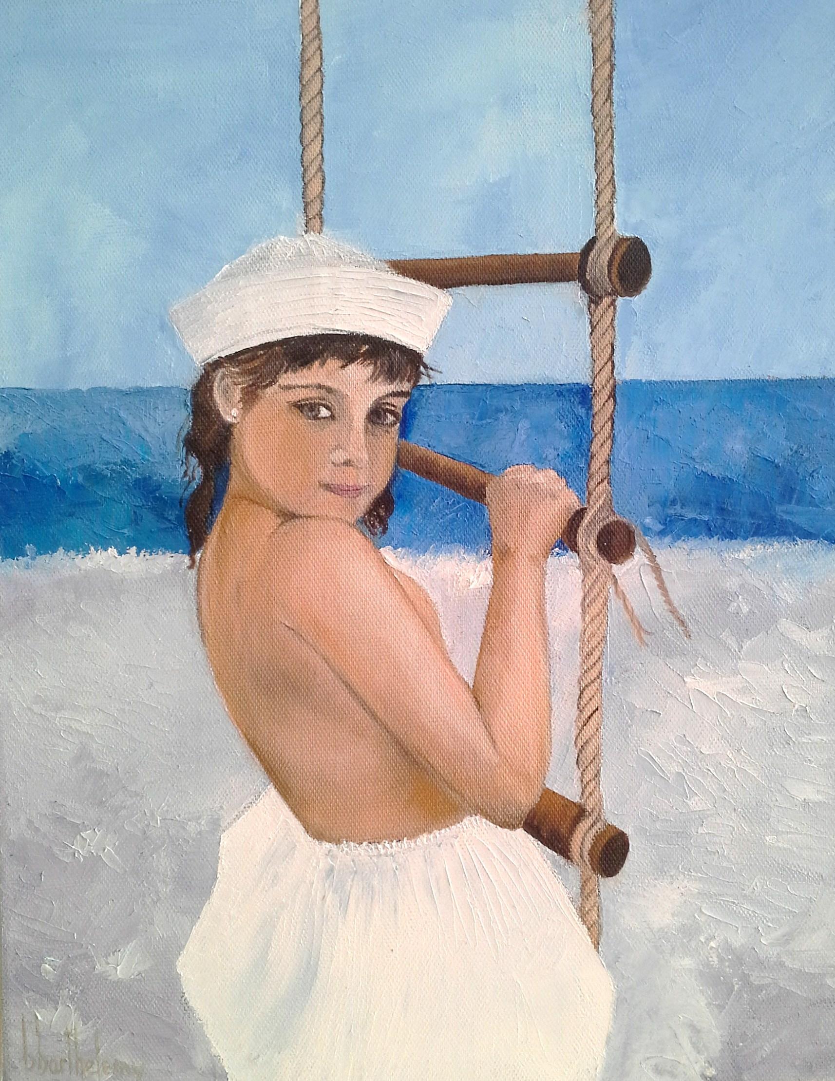 Jeux en bord de mer
